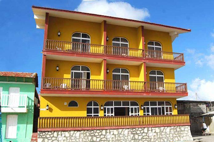 El Hotel Río de Miel, de categoría 3 estrellas