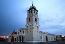 La Iglesia San Salvador de Bayamo