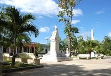 Ubicado en Las Tunas, el Parque Antonio Maceo Las Tunas ha devenido en símbolo de esa ciudad.
