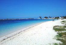 La playa de Puerto Padre Las Tunas