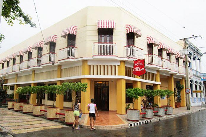 El Hotel Martí de categoría 3 estrellas