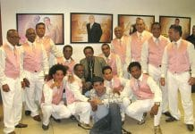 La Agrupación Cándido Fabré y su banda