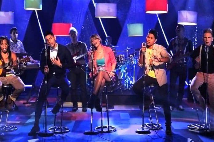 Bailando de Yuly y Habana C