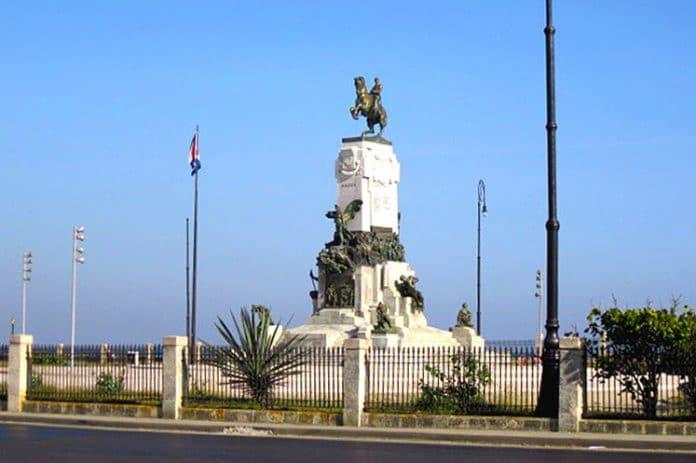 El Parque Maceo La Habana