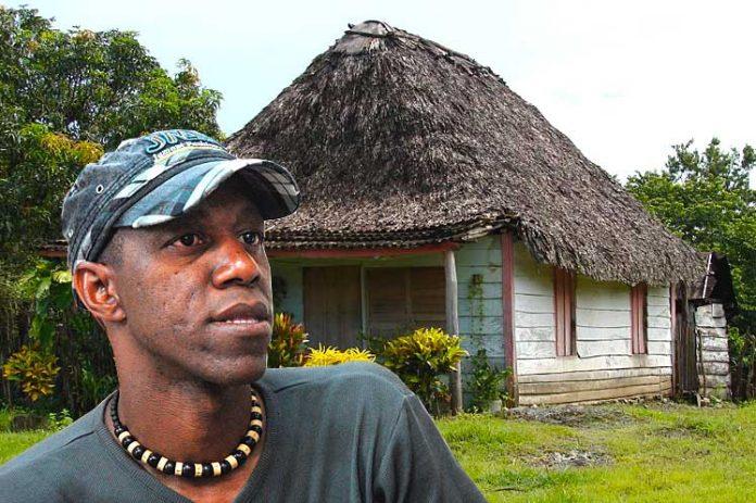 La choza de Chicha es un tema del músico cubano Tony Ávila