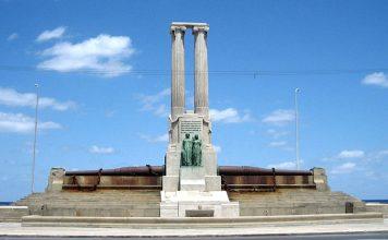 El monumento al maine