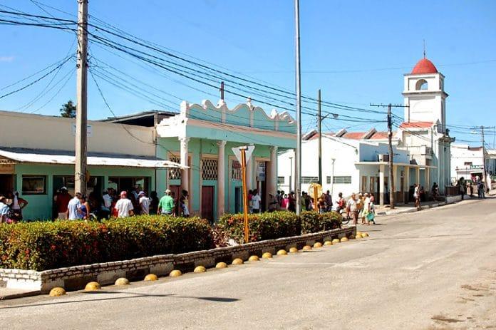 Municipio Songo La Maya Santiago de Cuba