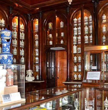 Museo Farmacia Taquechel