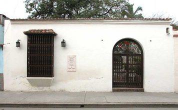 La Ventana de Luz Vázquez forma parte del centro histórico urbano de la ciudad de Bayamo