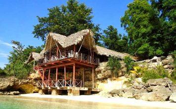 Cayo Saetía esta ubicado en la costa norte de Cuba