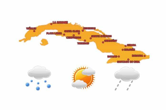 Clima de Cuba