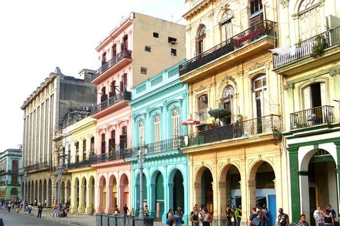 Municipio La Habana Vieja La Habana