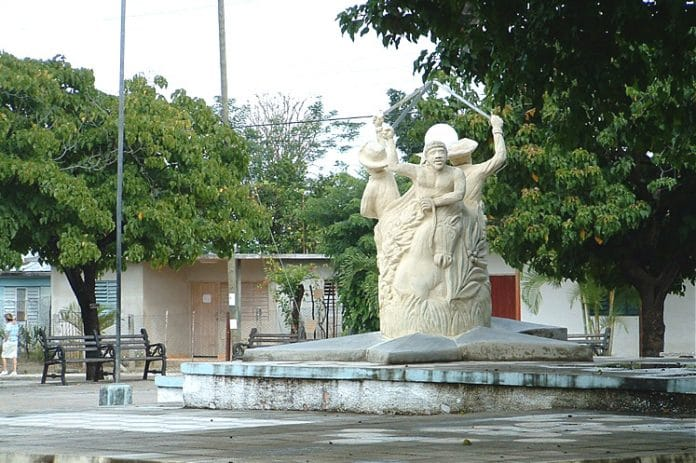 Municipio Terce Frente Santiago de Cuba