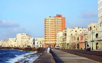 Opciones de alojamiento en Cuba