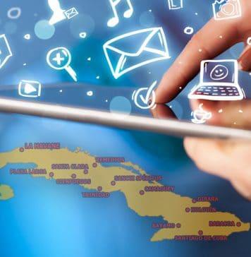 Acceso a internet en Cuba