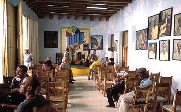 Casa de la Trova de Santiago de Cuba