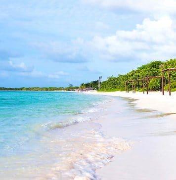 Esta pequeña isla conocida como Cayo Guillermo que pertenece a Cuba es parte del archipiélago Jardines del Rey, que se encuentra al norte del municipio Mor