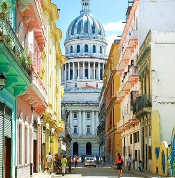 Centro Historico de La Habana Vieja