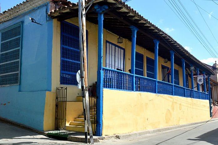 El Museo del carnaval de Santiago de Cuba