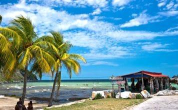 Playa Paraiso Isla de la Juventud