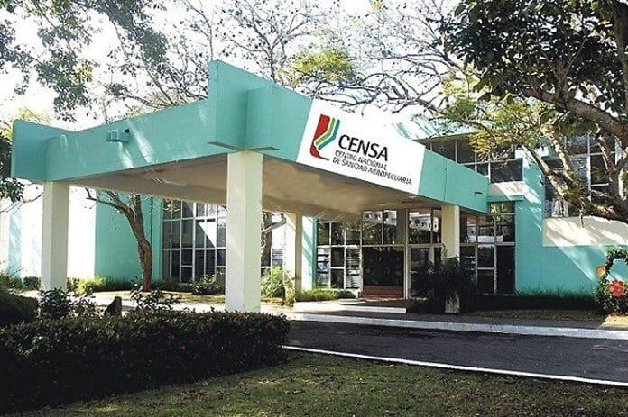 Centro Nacional de Sanidad Agropecuaria (CENSA) Mayabeque