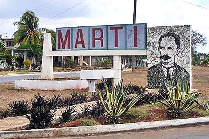 Municipio de Martí Provincia Matanzas