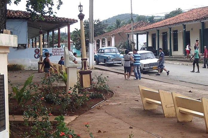 Municipio de La Palma en la Provincia de Pinar del Rio