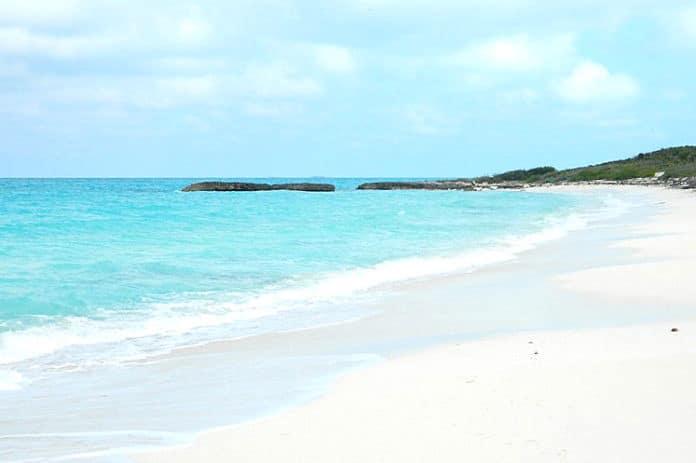 Playa Perla Blanca