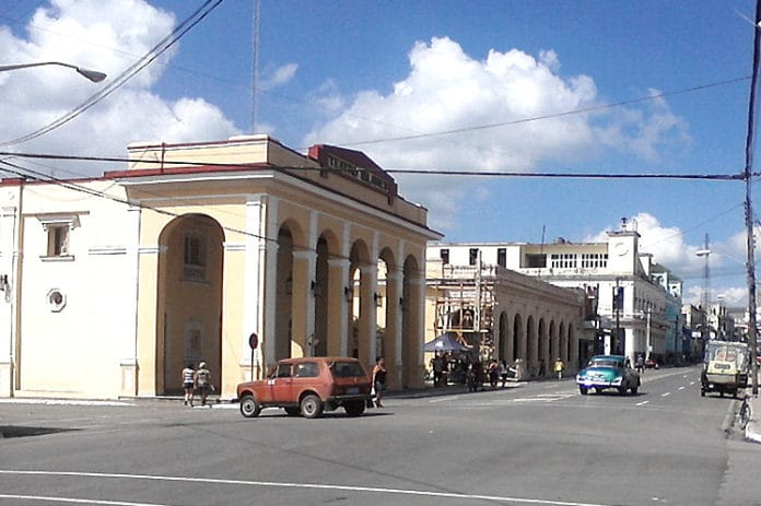 El municipio de Los Palacios