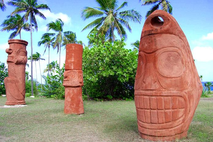 Conjunto Escultórico Encuentro de Cayo Bariay
